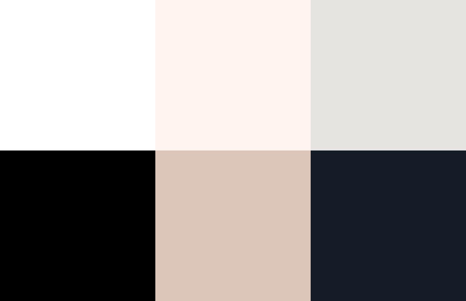 Tania Maras Colour Palette